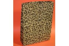 Vrećica darovna 31,5x42x10cm, leopard design  CH9262