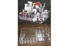 Organizer za kozmetiku PVC  33x20x8,7cm   CH55238