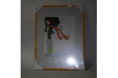 Okvir za sliku 30x40cm  žuti  IM19487