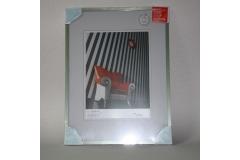Okvir za sliku 30x40cm zeleni aluminijski   IM21380