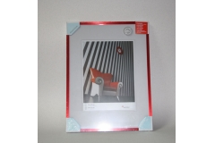 Okvir za sliku 30x40cm  crveni  IM21383