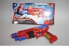 Igračka pištolj na baterije  26x15x5cm   MK15563