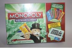 Društvena igra Monopoly (English) sa blagajnom  39,5x27x5,5cm    MK39080