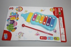 Igračka ksilofon  17,5x26x2cm    MK56073
