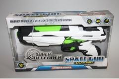 Igračka pištolj na baterije   32x20x5,5cm    MK66819